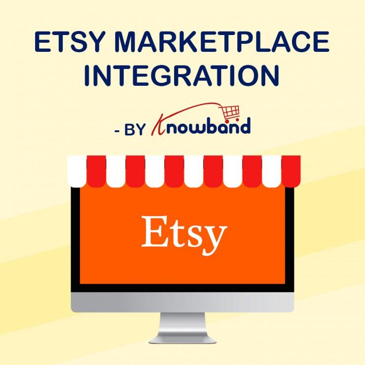 Prestashop Etsy Integration Extension