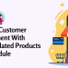 Increase customer engagement with Prestashop Related Products Module