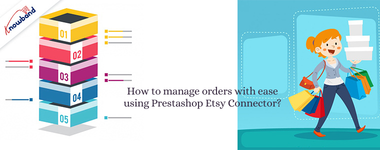 How to manage orders with ease using Prestashop Etsy Connector?